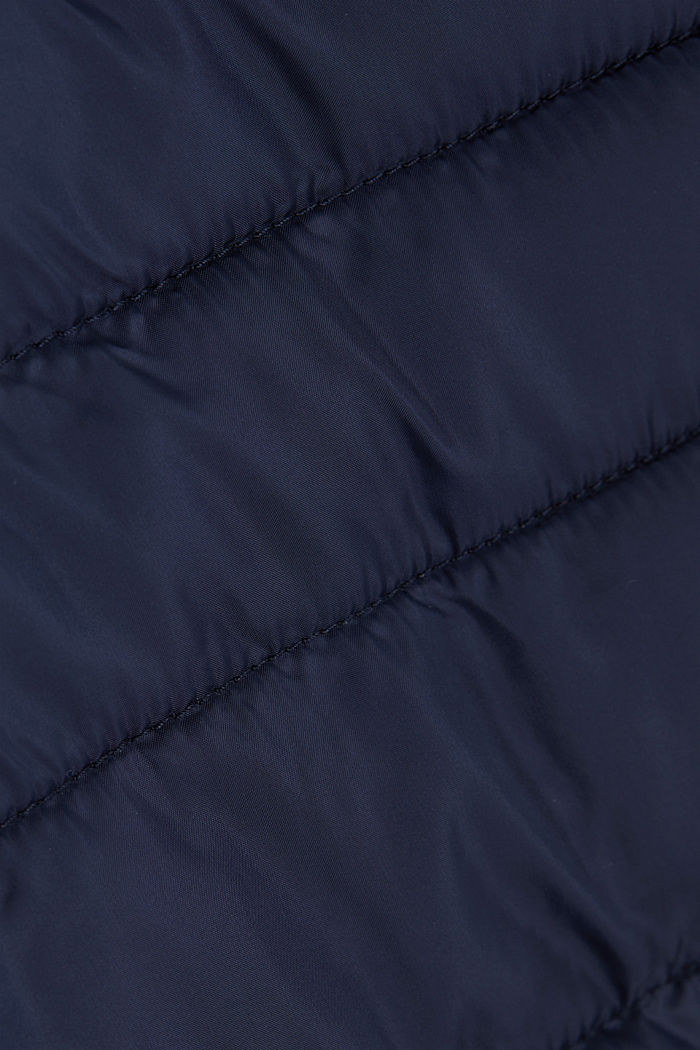 3M™ Thinsulate™ quilted coat, NAVY, detail image number 3