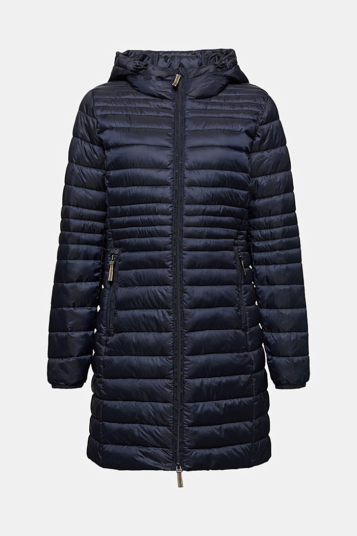 3M™ Thinsulate™ quilted coat, NAVY, detail image number 5