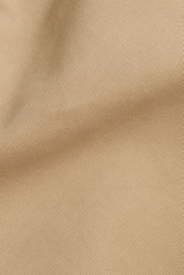 Trench coat with adjustable padding, BEIGE, detail