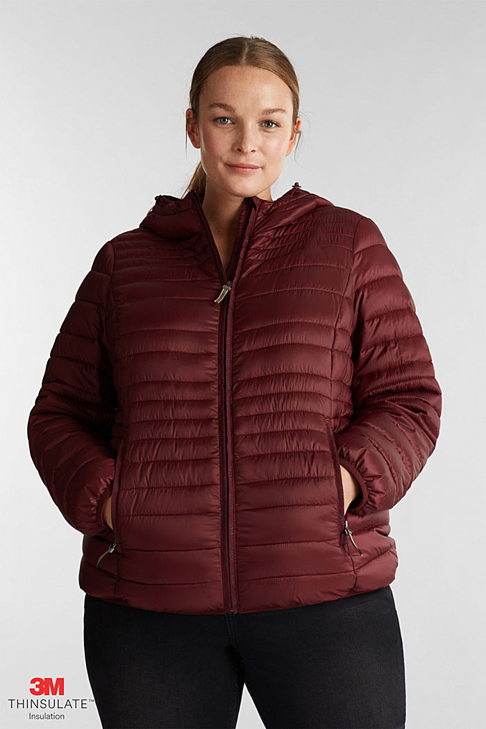 Curvy jacket with 3M™ Thinsulate™ lining
