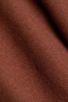 Jumper made of 100% organic cotton, BROWN 5, detail