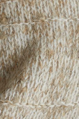 Jumper with alpaca, BEIGE 5, detail
