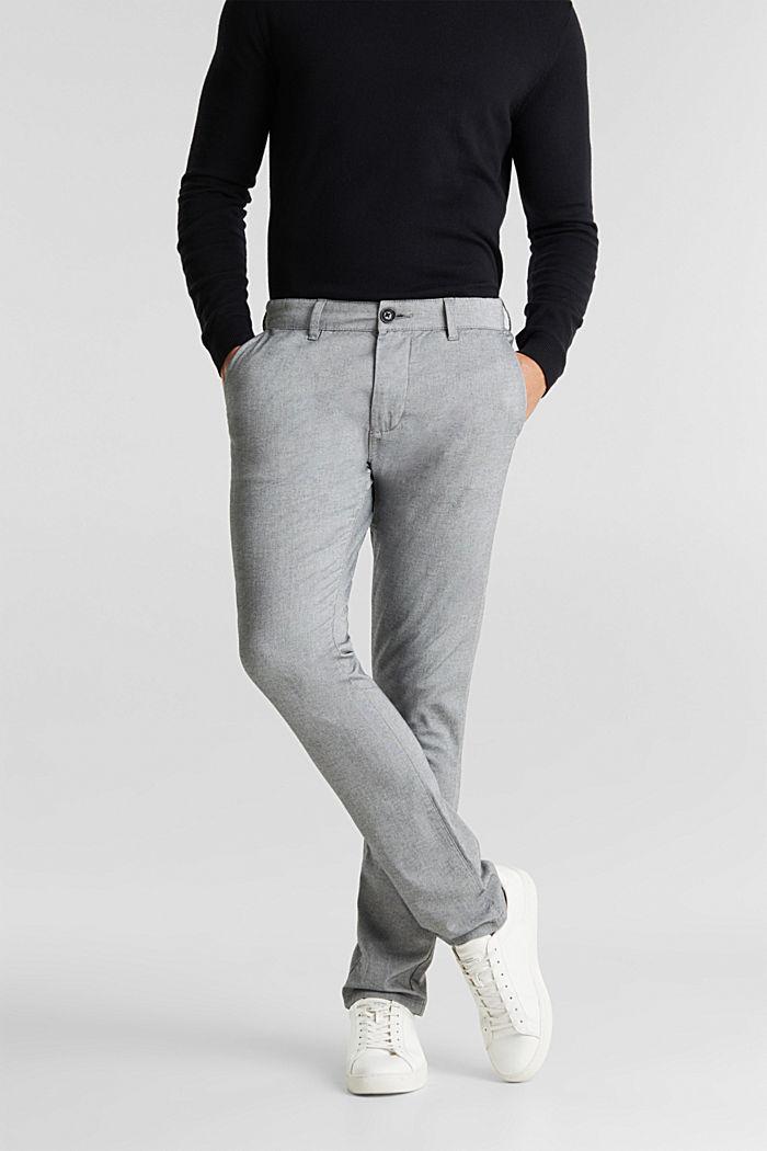 Chino aus Baumwoll-Stretch