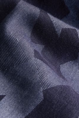 Recycled: shirt with organic cotton, NAVY 4, detail