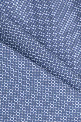 Print shirt made of 100% organic, GREY BLUE 4, detail