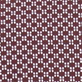 Print-Hemd aus 100% Organic Cotton, BORDEAUX RED, swatch