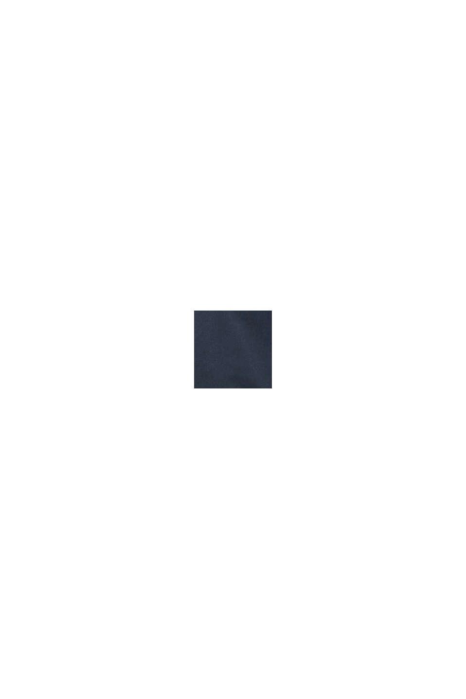 Giacca leggera outdoor in misto cotone, DARK BLUE, swatch