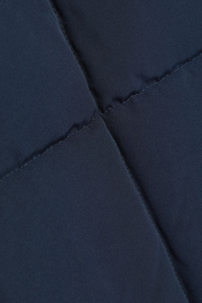 Quilted jacket with 3M™ Thinsulate™ filling, DARK BLUE, detail image number 5