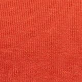 Rippstrick-Pullover aus 100% Bio-Baumwolle, ORANGE, swatch