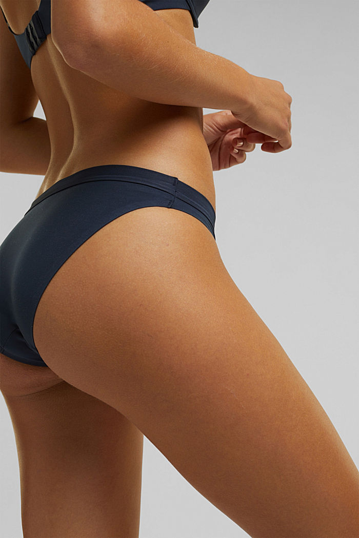 Super soft, comfortable briefs, NAVY, overview