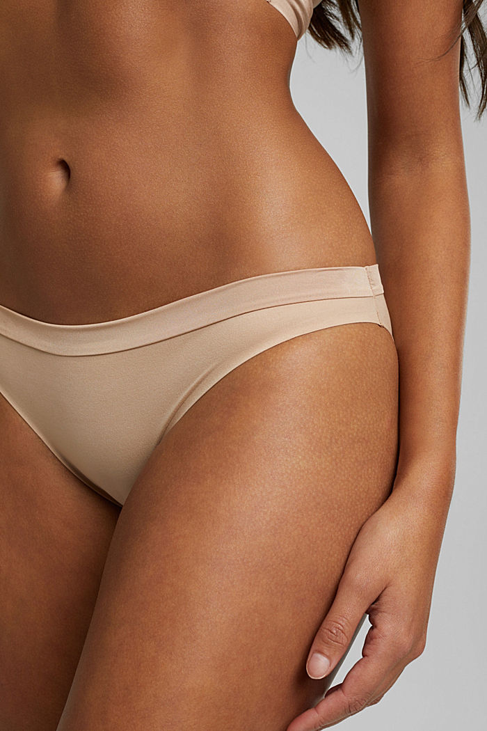 Super soft, comfortable briefs, NUDE, detail image number 1