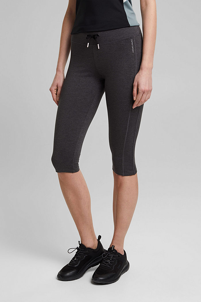 Active-Leggings in Capri-Länge, E-Dry