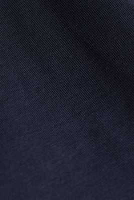 CURVY sports trousers with organic cotton, NAVY 2, detail