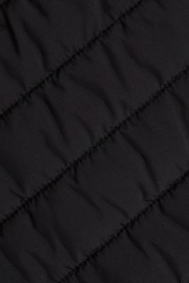 Quilted body warmer with 3M™ Thinsulate™ filling, BLACK, detail