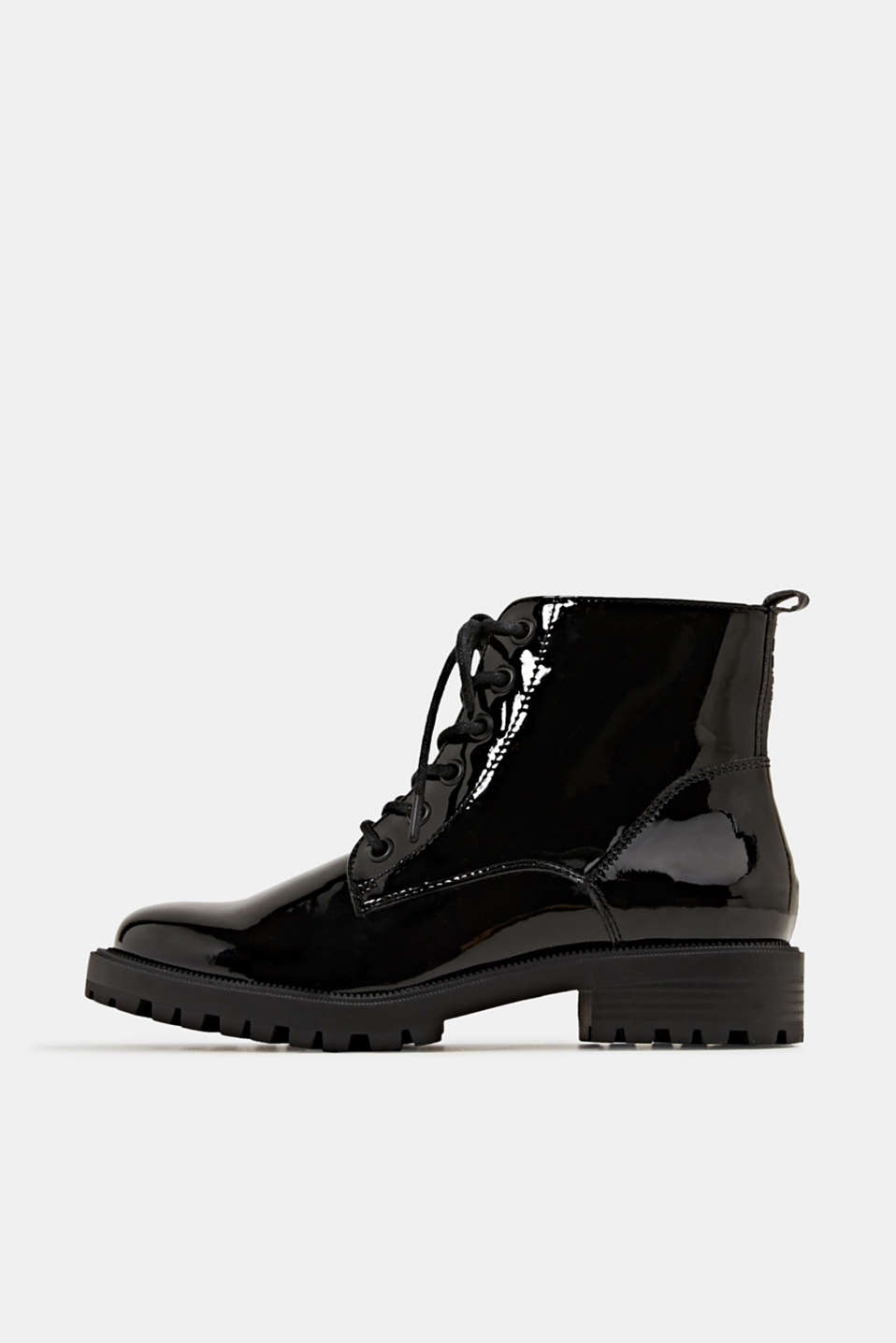 Esprit - Veterboots in laklook