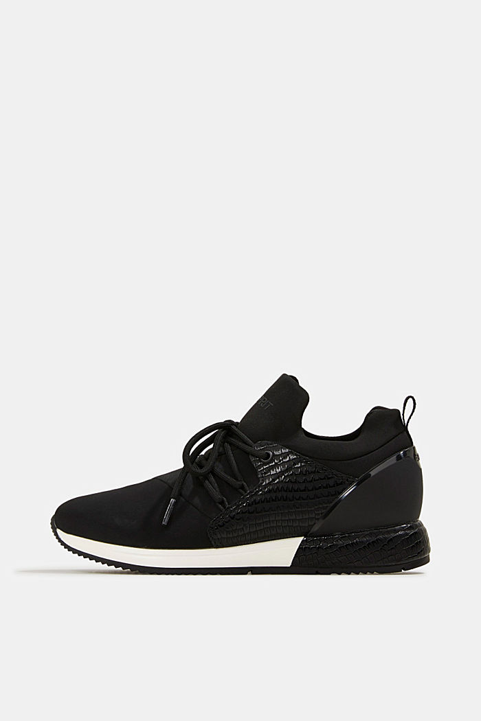 Neoprene trainers