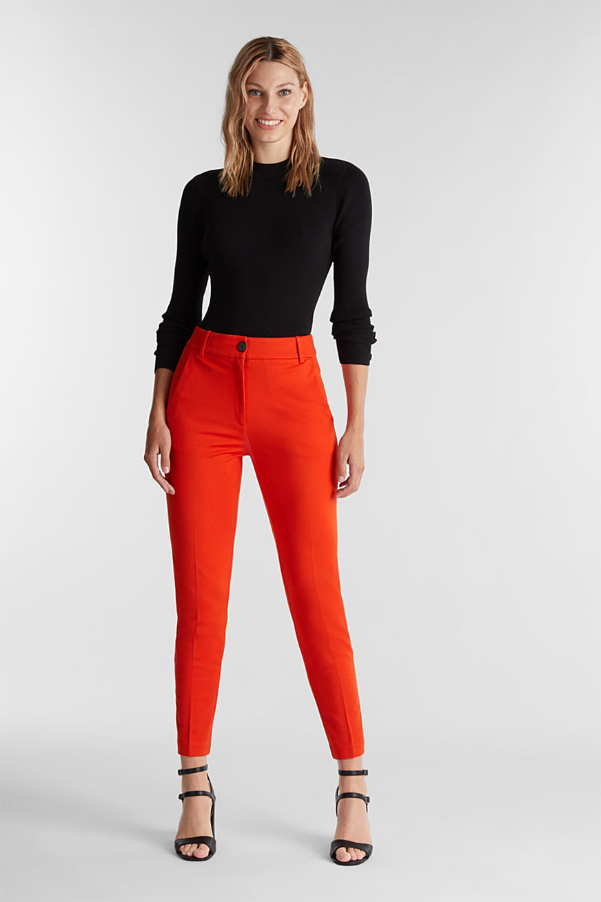 Recycled: PUNTO Mix & Match trousers