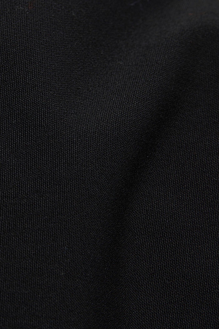 PURE BUSSINESS Mix + Match Trousers, BLACK, detail image number 4