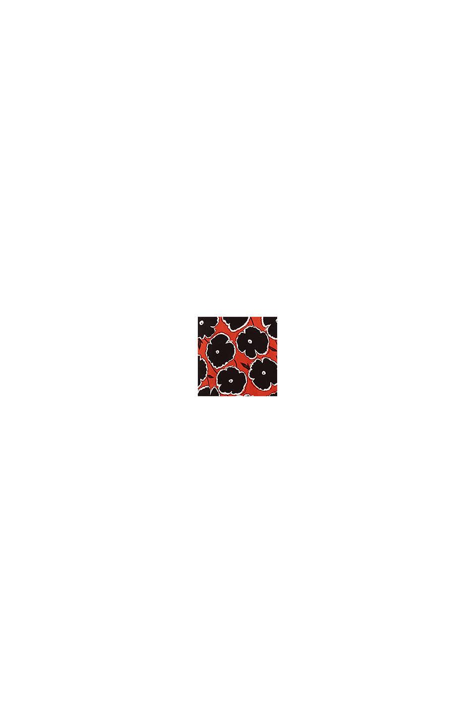 Blusa estampada de LENZING™ ECOVERO™, ORANGE, swatch