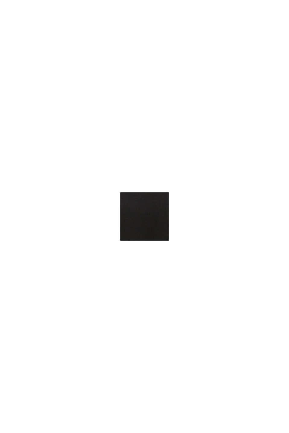 Bluzka z rękawami typu nietoperz z LENZING™ ECOVERO™, BLACK, swatch
