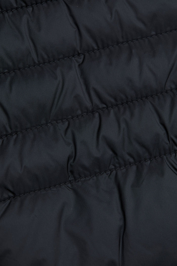 Recycled: 3M™ Thinsulate™ quilted coat, BLACK, detail image number 4