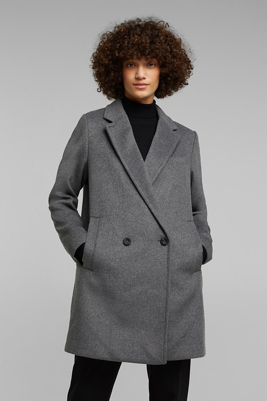 Esprit: Wolljacken für Damen im Online Shop kaufen | ESPRIT