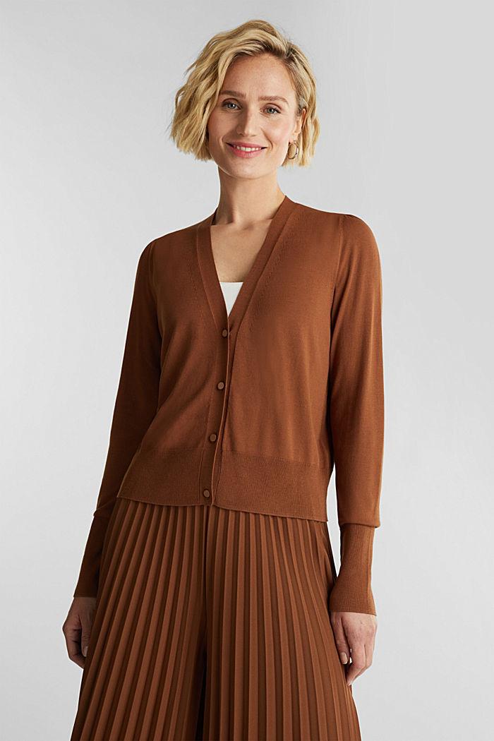 Vest, LENZING™ ECOVERO™