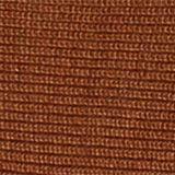 Blended lyocell: TENCEL™: Ribbed jumper, TOFFEE, swatch