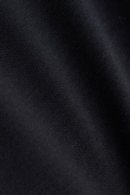 Balloon T-shirt made of LENZING™ ECOVERO™, BLACK, detail