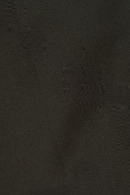 Stretch chinos with organic cotton, DARK GREY, detail