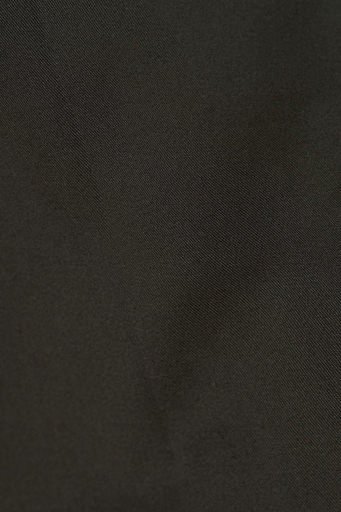 Stretch-Chino mit Organic Cotton, DARK GREY, detail image number 4