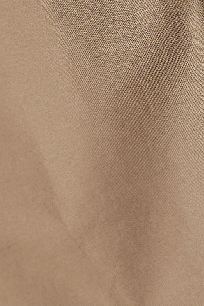 Stretch-Chino mit Organic Cotton, BEIGE, detail image number 4