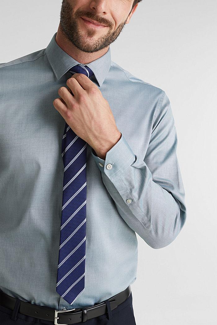 Hemd aus 100% Baumwolle, BOTTLE GREEN, detail image number 2