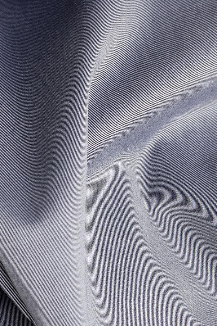 Hemd aus 100% Baumwolle, NAVY, detail image number 4