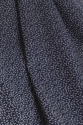 Printed T-shirt in 100% cotton, NAVY 4, detail