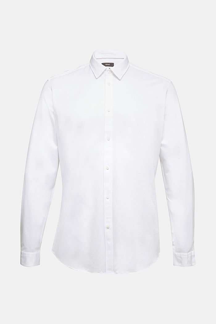 Jersey shirt made of 100% organic cotton