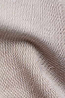 Jersey shirt made of 100% organic cotton, TAUPE 5, detail