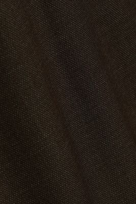 ACTIVE SUIT mix + match tailored jacket in a two-tone look, DARK BROWN 5, detail