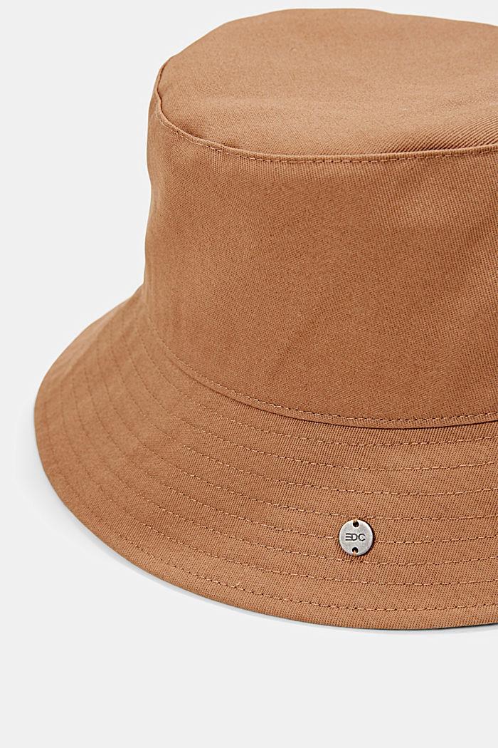 Sombrero de pescador con estampado de cuadros, BARK, detail image number 1