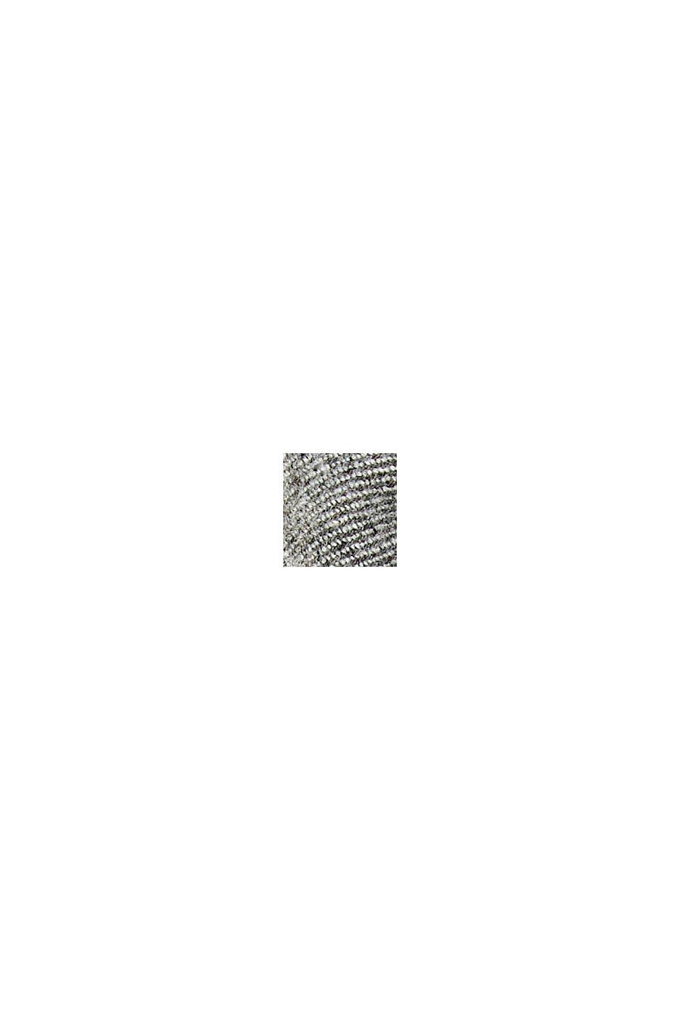 En matières recyclées: le foulard à motif à carreaux, BEIGE, swatch