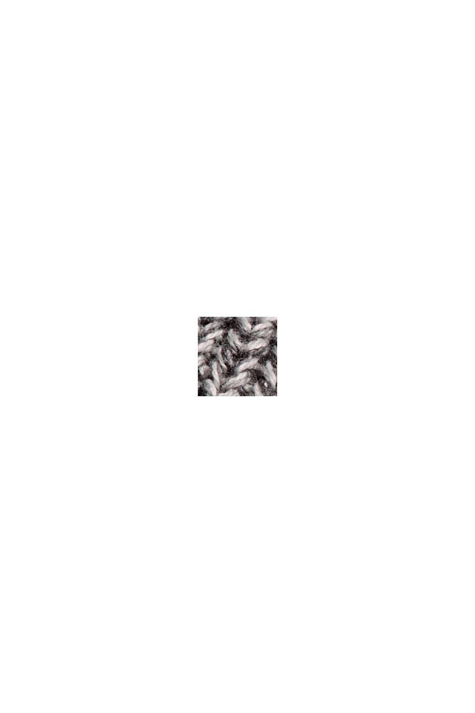 Strickkleid aus 100% Baumwolle, MEDIUM GREY, swatch