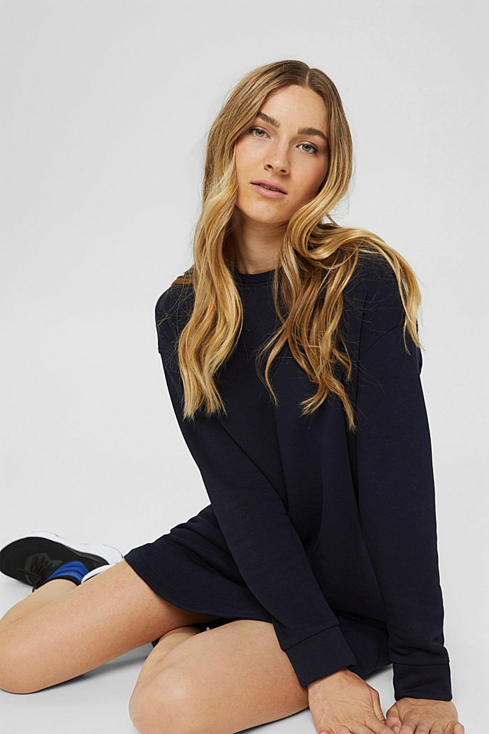 Dresses knitted Oversized drop sh tee
