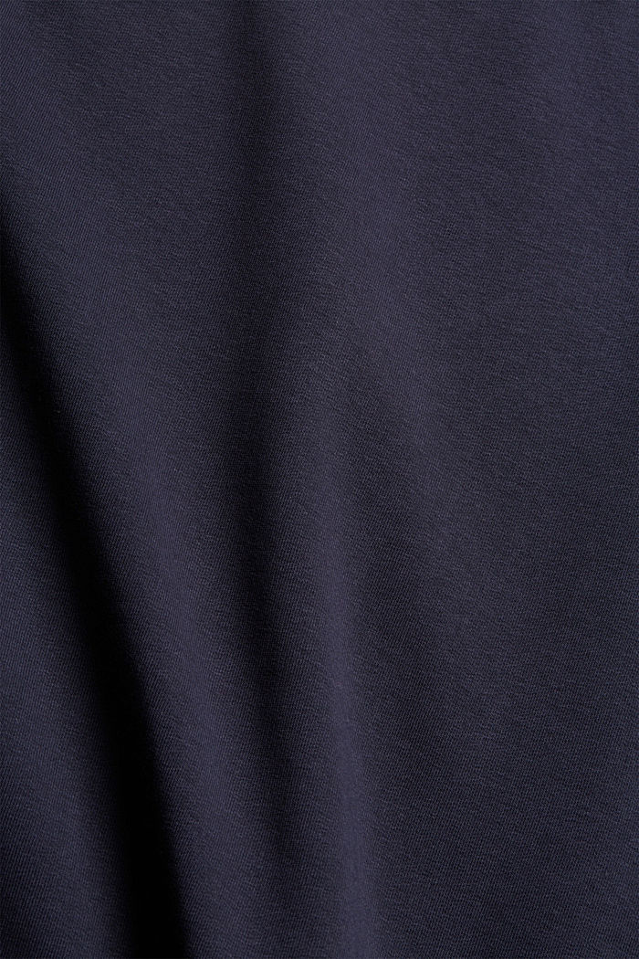 Dresses knitted Oversized drop sh tee , NAVY, detail image number 4