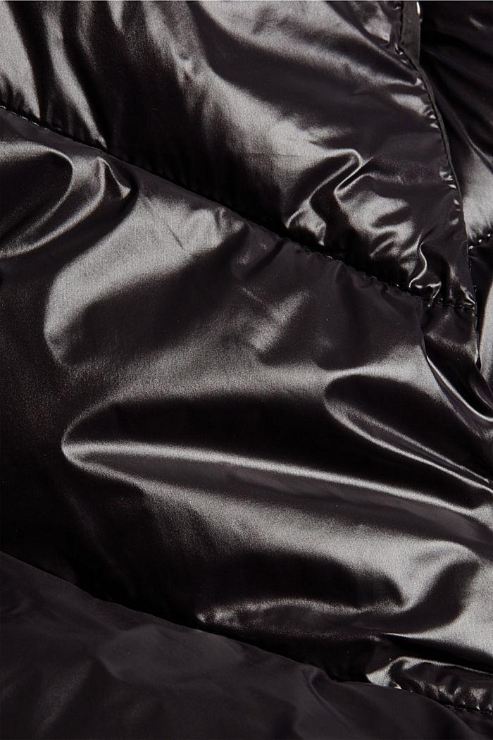 Recycelt: Wendejacke mit 3M™ Thinsulate, BLACK, detail image number 4