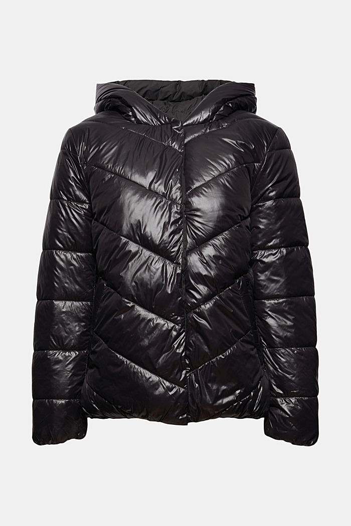 Recycled: reversible jacket with 3M™ Thinsulate