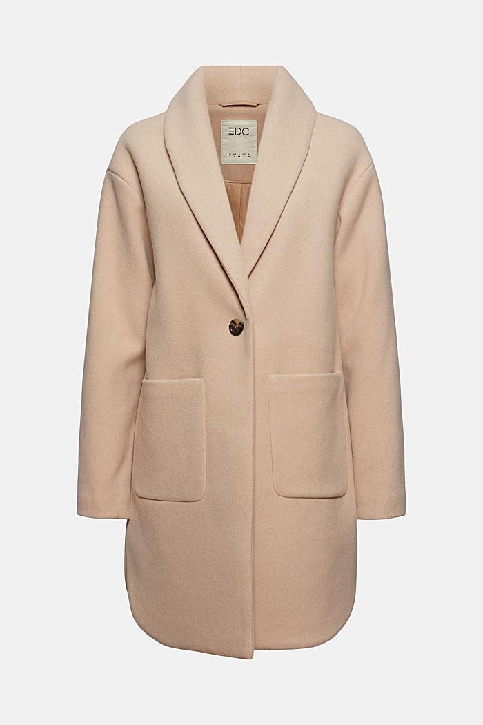 Coats woven Regular Fit
