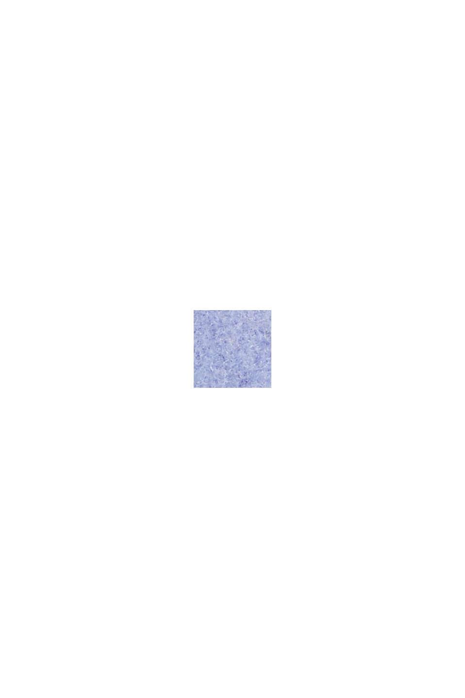 Gerecycled: mantel van een wolmix, LIGHT BLUE, swatch