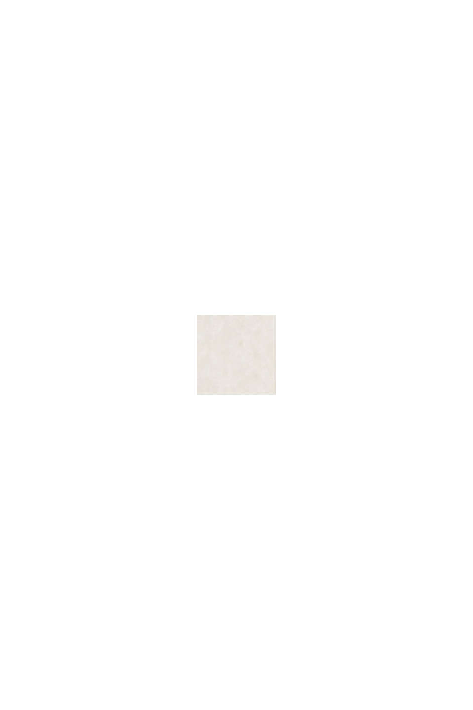 Mit Wolle: Pullover mit Puffärmeln, OFF WHITE, swatch