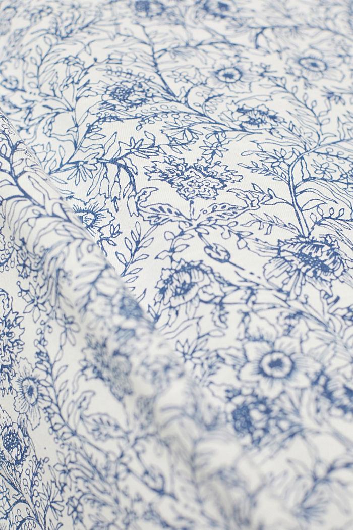 T-Shirt mit Print aus 100% Organic Cotton, OFF WHITE, detail image number 4