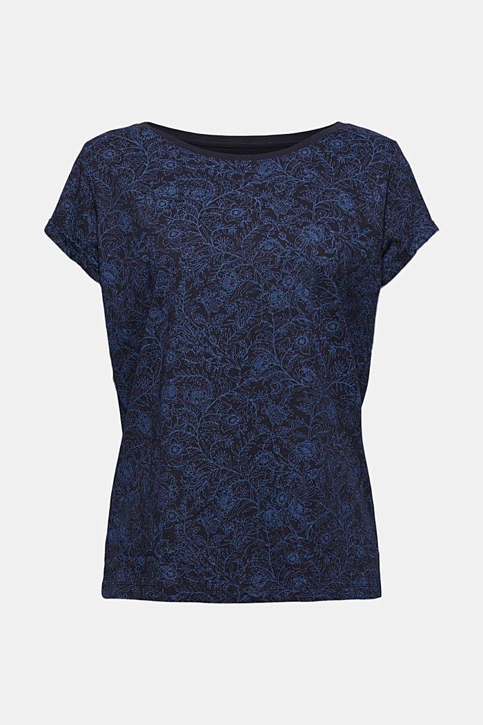 Painokuvioitu T-paita, 100 % luomupuuvillaa